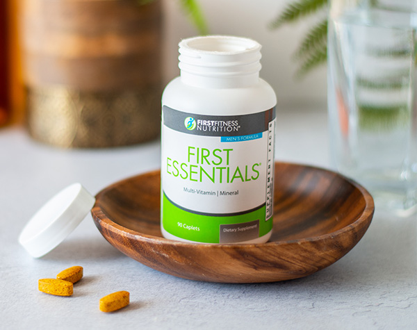 First Fitness Nutrition First Essentials for men